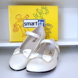 Girl's Dressy Shoes - Off White